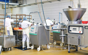 AGROALIMENTAIRE atelier production